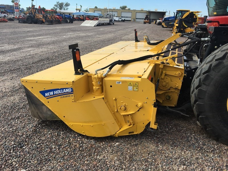 2015 New Holland 416 Harvesting Head
