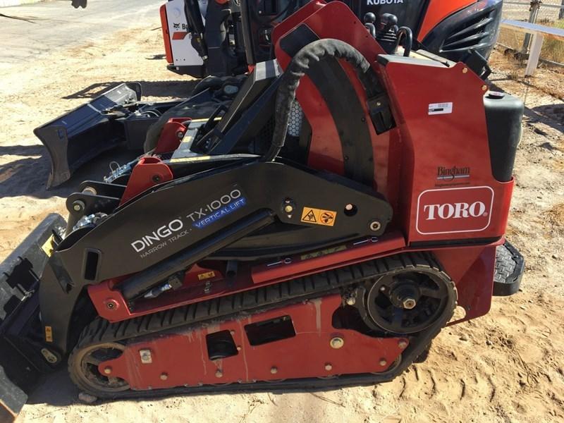 Toro TX 1000 Misc. Ag