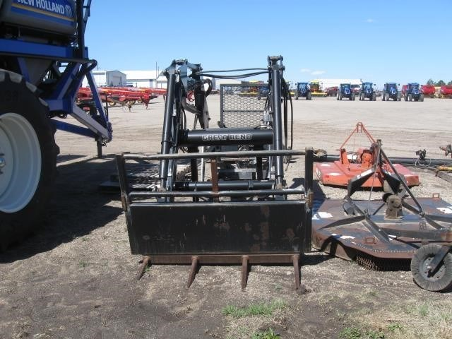 1998 Great Bend 870 Front End Loader Attachment For Sale