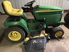 Riding Mower For Sale:  2003 John Deere GX345