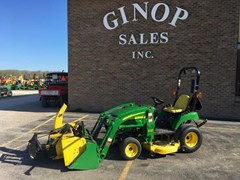 Tractor For Sale:  2010 John Deere 2305