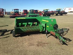 Baler-Square For Sale 2012 John Deere 348