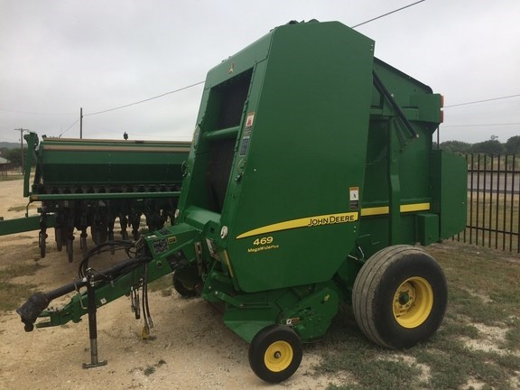 2013 John Deere 469 Baler-Round For Sale