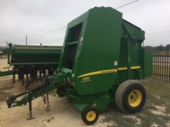 Baler-Round For Sale:  2013 John Deere 469