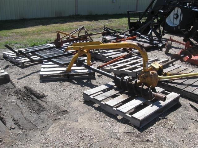 2012 Danuser F8 Auger-Portable For Sale