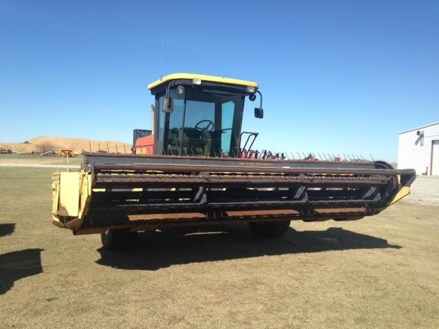 1997 New Holland 2550 Windrower-Self Propelled For Sale