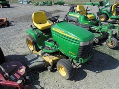 Riding Mower For Sale:  2003 John Deere GT235 , 18 HP