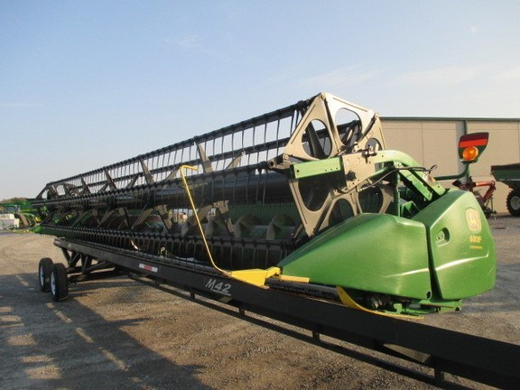 2004 John Deere 630F Header-Flex For Sale