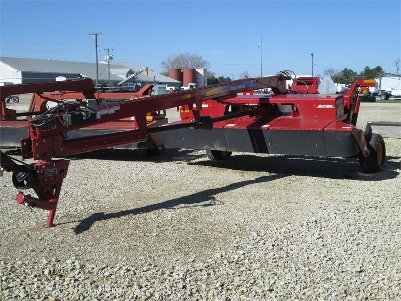 2010 New Holland H7550 Mower Conditioner For Sale