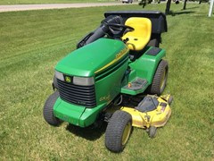 Riding Mower For Sale:  2005 John Deere GX345 , 20 HP