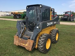 Skid Steer For Sale:  2013 John Deere 320E