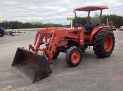 Tractor For Sale:  1996 Kubota M5400F