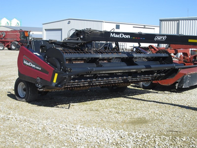 2010 MacDon A30-D Mower Conditioner For Sale