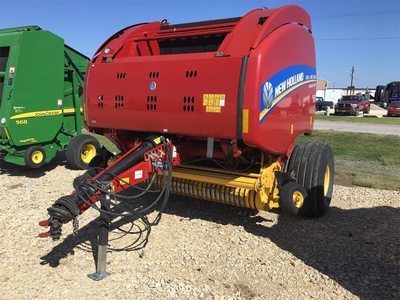 2015 New Holland ROLL-BELT 560 Baler-Round For Sale