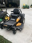 Riding Mower For Sale:   Cub Cadet z force