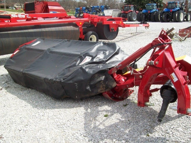 2013 New Holland H6750 Disc Mower For Sale