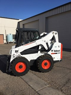 Skid Steer :  Bobcat S650 T4