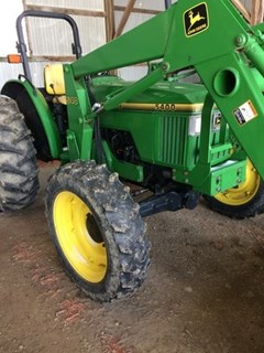 Tractor For Sale 1997 John Deere 5400 , 60 HP