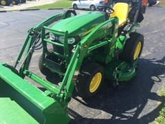 Tractor For Sale:  2016 John Deere 2025R , 25 HP
