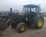 Tractor For Sale: 1994 John Deere 6400, 85 HP