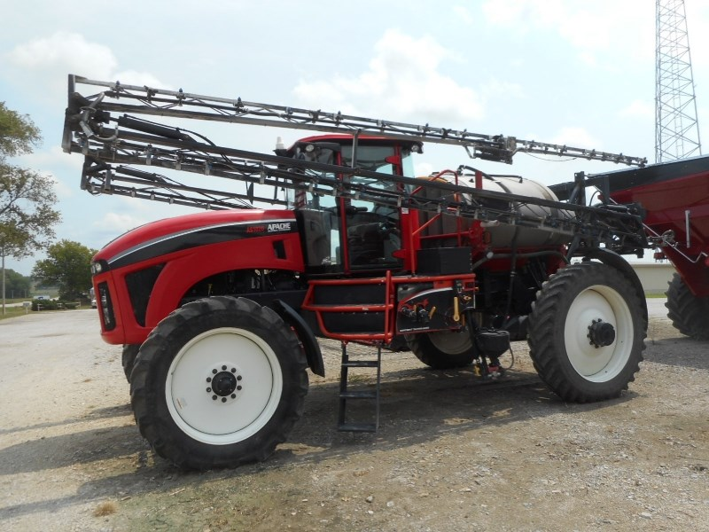 2011 Apache AS1020-100 Sprayer-Self Propelled For Sale