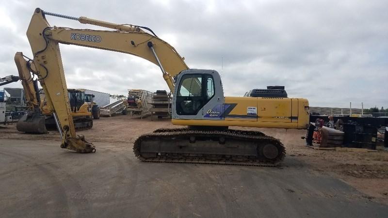 2001 Kobelco SK330LC Excavator For Sale