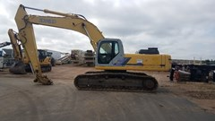 Excavator For Sale:  2001 Kobelco SK330LC