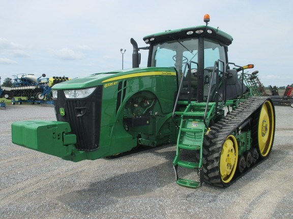 2014 John Deere 8335RT Tractor For Sale