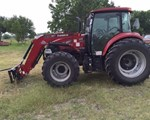 Tractor For Sale: 2016 Case IH FARMALL 100C, 99 HP