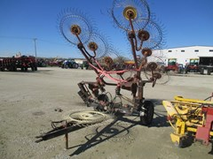 Tedder For Sale Kelderman 10 WHEEL
