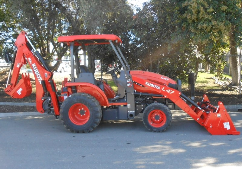Kubota L47TLB Tractor For Sale
