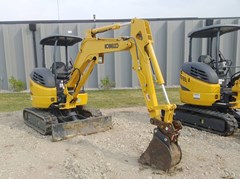 Excavator Mini For Sale:  2017 Kobelco SK30SR-6E