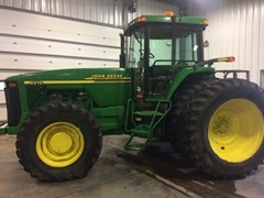 Tractor For Sale 2001 John Deere 8210 , 185 HP