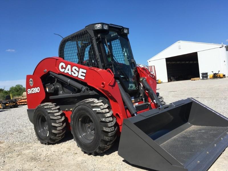 Case SV280 Skid Steer For Sale