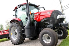 Tractor For Sale 2017 Case IH Maxxum 115 , 115 HP