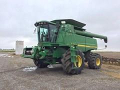 Combine For Sale:  2004 John Deere 9760 STS , 360 HP