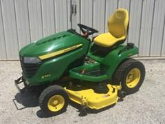 Riding Mower For Sale 2017 John Deere X584 , 24 HP