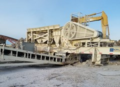 Crusher - Jaw For Sale:  2000 Pioneer CS3350