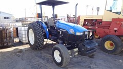 Tractor For Sale 2002 New Holland TN70 , 66 HP