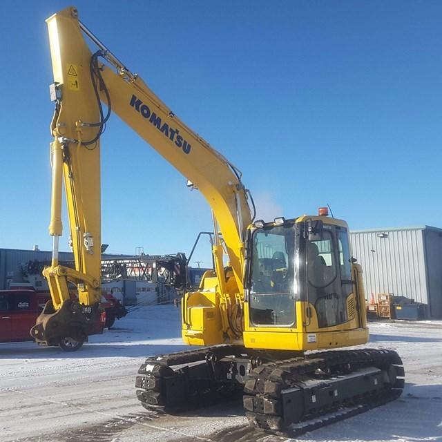 2016 Komatsu PC138USLC-11 Excavator For Sale