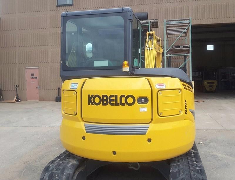 2017 Kobelco SK45SRX-6E Excavator For Sale