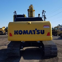 Excavator For Sale:  2017 Komatsu PC210LCI-10