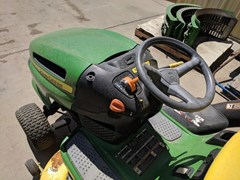 Riding Mower For Sale:  2010 John Deere LA115 , 19 HP