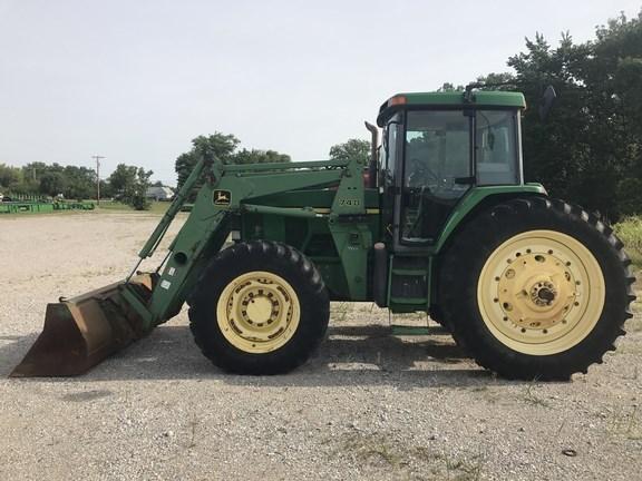 2000 John Deere 7410 Tractor For Sale