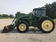 Tractor For Sale:  2000 John Deere 7410 , 105 HP