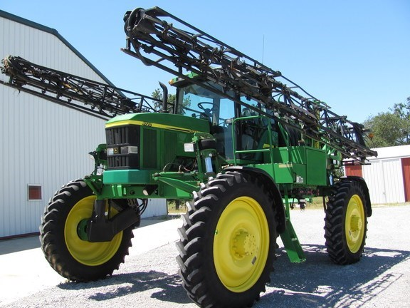 2001 John Deere 4710 Sprayer-Self Propelled For Sale