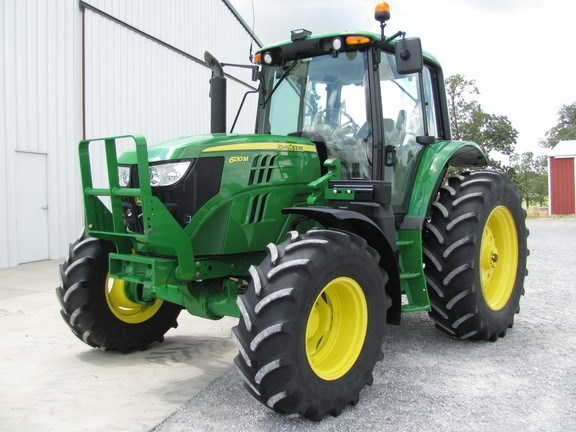 2016 John Deere 6130M Tractor For Sale