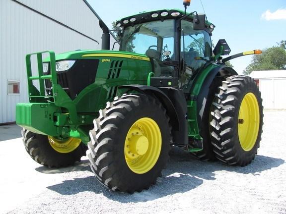 2016 John Deere 6195R Tractor For Sale