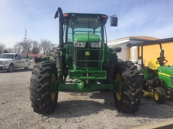 2016 John Deere 6120E Tractor For Sale