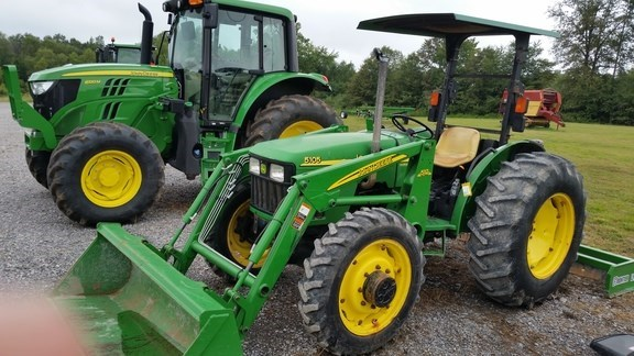 2006 John Deere 5105 Tractor For Sale